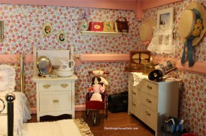 American Girl Doll Victorian Room Samantha