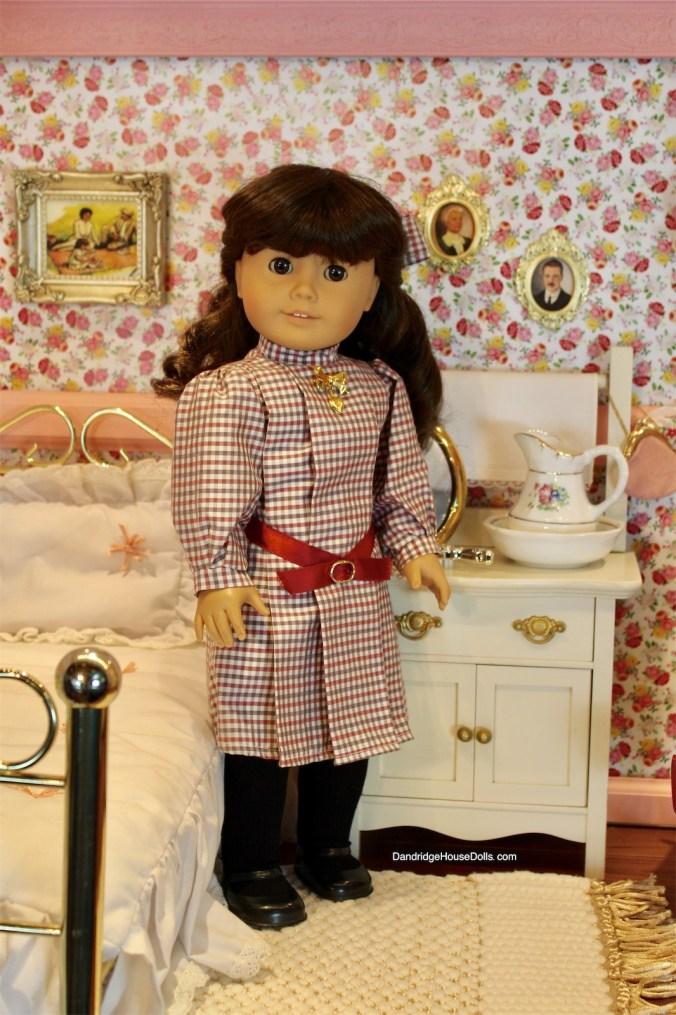 American Girl Doll Samantha Bedroom