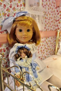 American Girl Doll Nellie Victorian Dollhouse