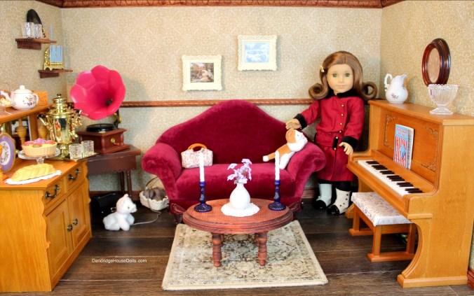 American Girl Rebecca's Parlor