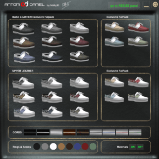 nautic-shoes-hud