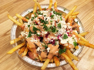 Turkish Street Fries