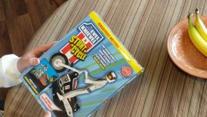 Evel Knievel Stunt Cycle Box Front