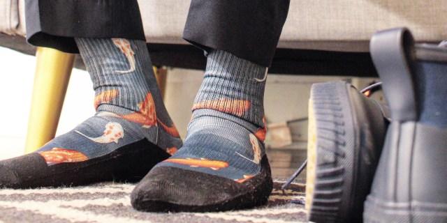 Phunky Feet Socks Launch gift idea