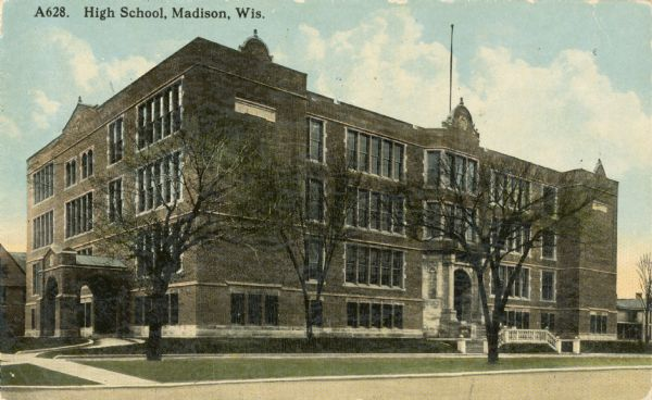 Illustrate webpage for the Madison mirror