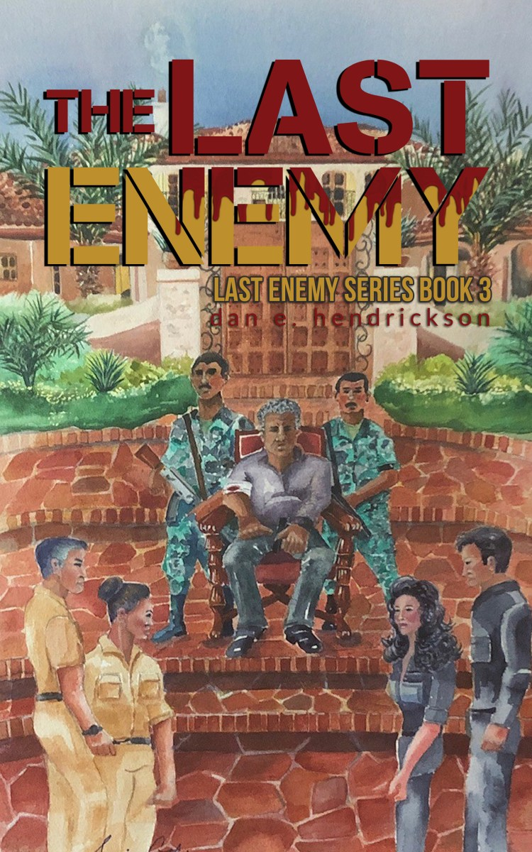 The Last Enemy Final ebook size