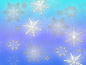 cut out snowflake