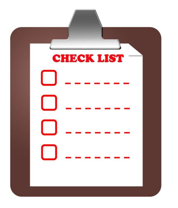 check-list-1150080