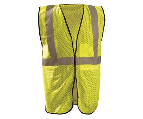 High Visibility Value Mesh Standard Vest