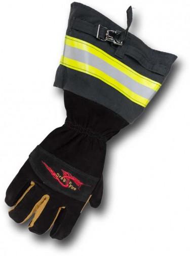 Alpha X Texan structural firefighting glove