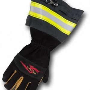 Alpha X Texan structural firefighting glove