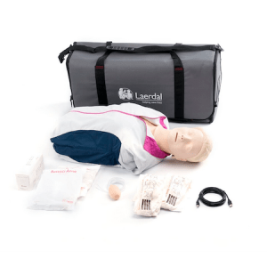 Resusci Anne QCPR Torso - Rechargeable
