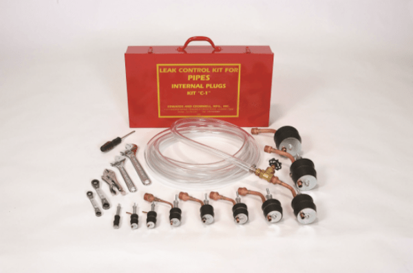 Spill Control -PLUG AND PATCH KITS Kit C1
