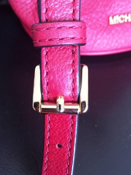 Strap adjustable buckle