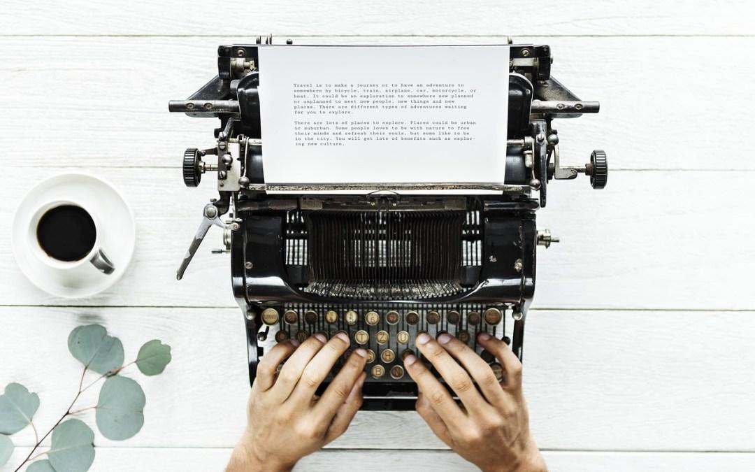 Just fucking write – konsten att skriva en bok