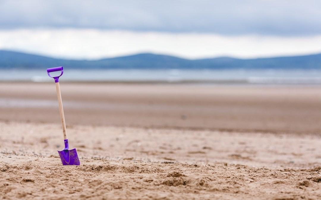 Bästa sättet att ta sig ur ett hål: sluta gräva