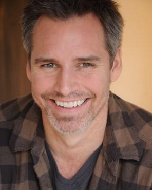 Actor Dan Gauthier