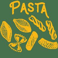Pasta Menu available at D'Angelos