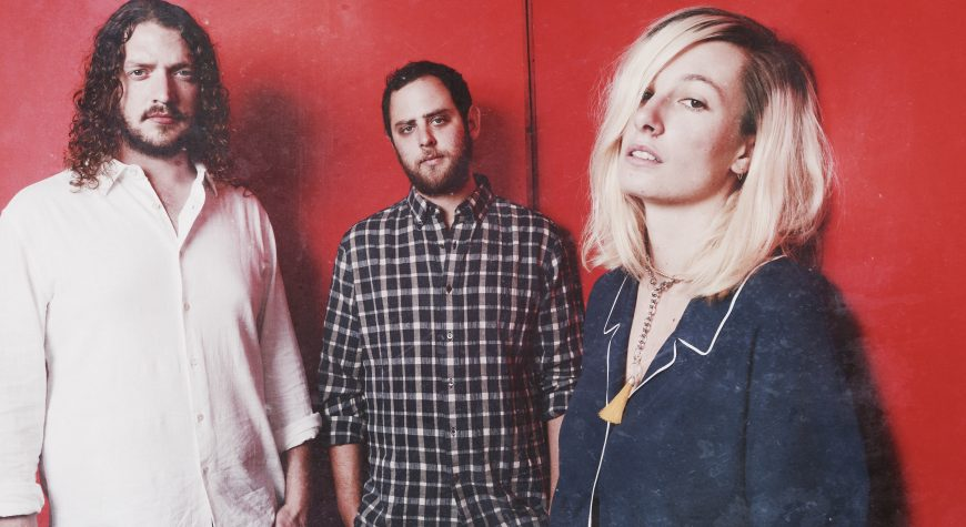 "Slothrust premiere ""Sex and Candy"" on Stereogum"