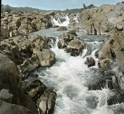 View of Great Falls on the Potomac River during a low water period - From Flickr (Creative Commons)