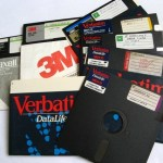 5 inch floppies