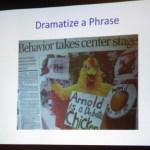 dramatize-a-phrase