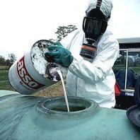 Preparing for pesticide application