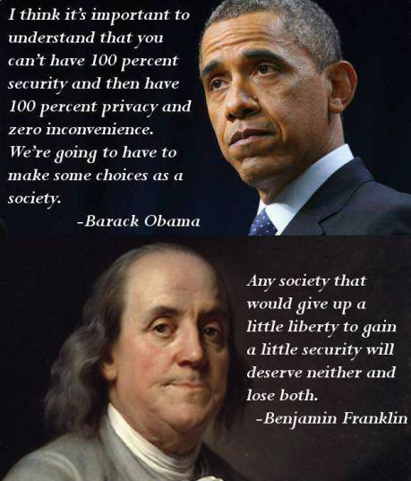 Obama - Franklin