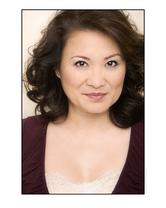 Asian/Pacific American Heritage Month Spotlight: Lily Mariye