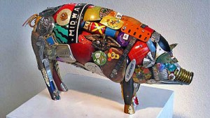 Pig by Leo Sewell