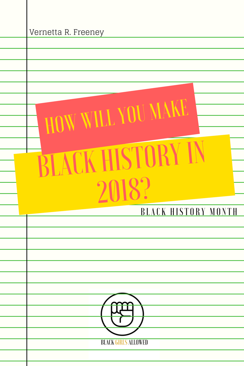 Vernetta R. Freeney: Making Black History Teaching Bloggers How to Make Money