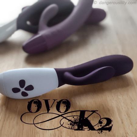 OVO K2 Rabbit Vibrator