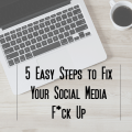 Social Media for Adult Businesses: 5 Steps to Fix Your F*ck Up
