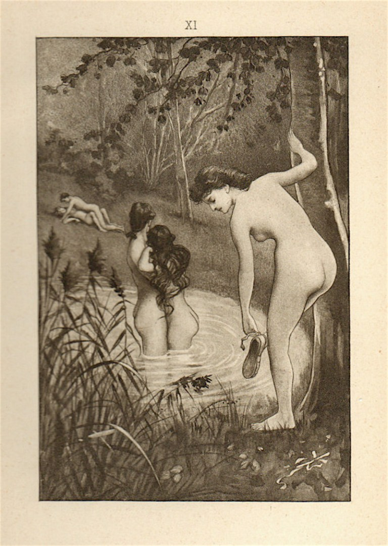 Dirty Books Of The Rich And Famous The Classic Erotica Of Edouard Henri Avril Nsfw
