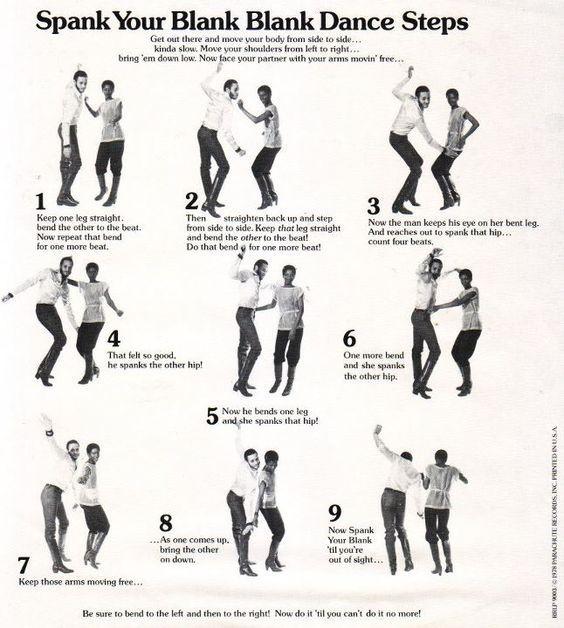 thriller dance steps instructions