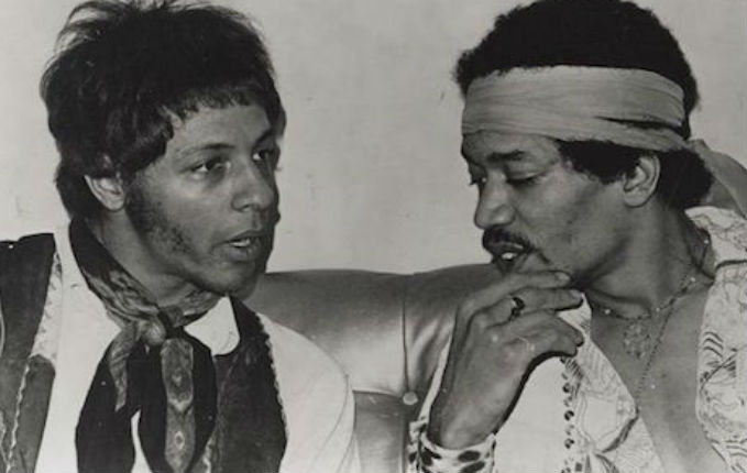 Jimi Hendrix's mescaline-fueled session with Arthur Lee and Love