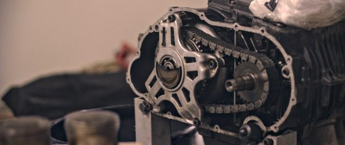 xs750 engine