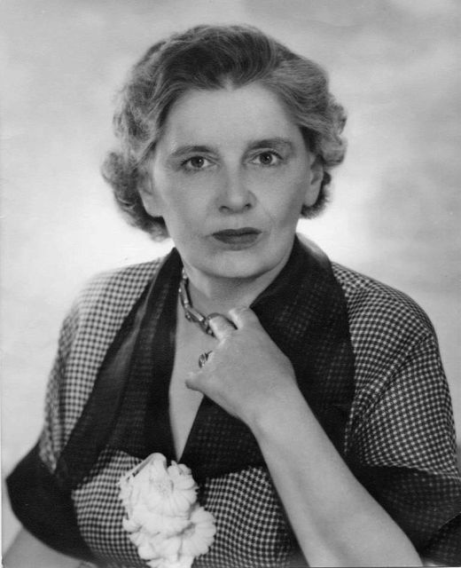 Rebecca West by Madame Yévonde