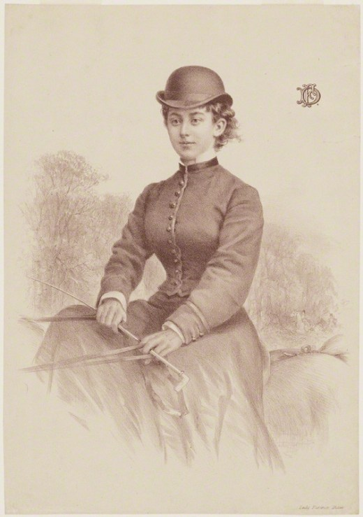 Florence Dixie - women's football pioneer