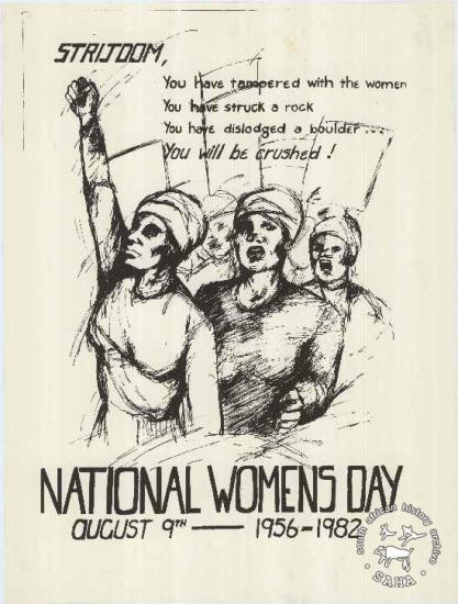 South African National Women's Day