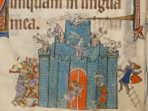 Dangerous Woman Middle Ages