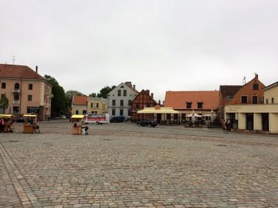 Marktplatz Klaipeda