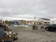 Marktplatz vom Lakselv