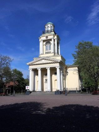 Nikolauskirche Ventspils