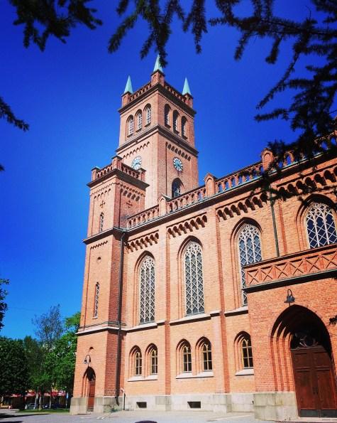Vaasa Kirche (Finnland)