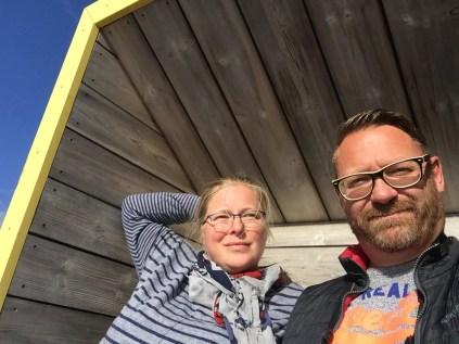in Hammerfest ausruhen