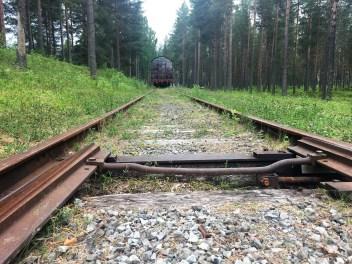 Eisenbahnmuseum Lulea