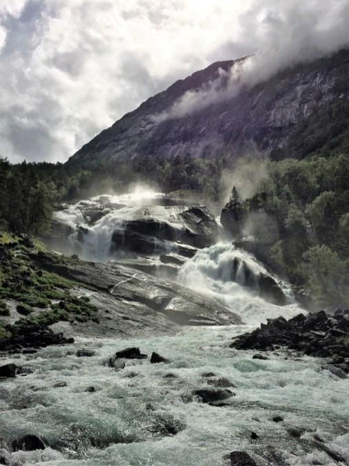 Wasserfall Nummer 1