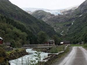 Gletscher bei Odda