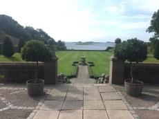 Aussicht Schloss Tjolöholms Slott